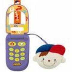K's Kids Музыкальный телефон с функцией записи