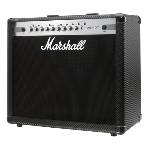 Гитарный комбо-усилитель Marshall MG101CFX