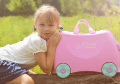 Детский чемодан для девочек Trunki Rosie