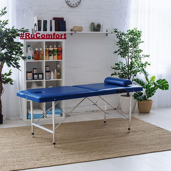 Массажный стол Comfort 190Р (190х70, высота 75-95 см) фото