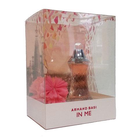 Armand Basi In Me Set (Edp 50 ml + Flower) Eau De Parfum