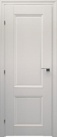 Дверь Краснодеревщик ДГ 3323, цвет белый, глухая
