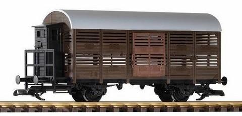 Piko 37911 Грузовой вагон для перевозки животных с открывающейся дверью, G