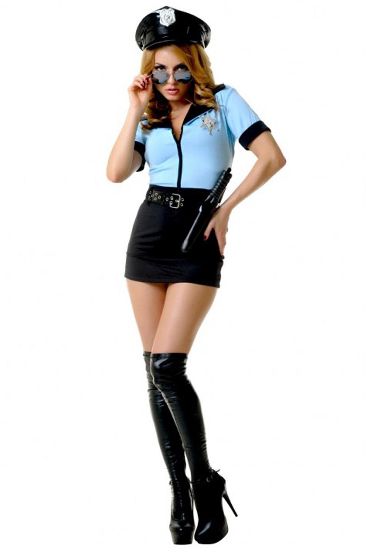 Костюм строгого полицейского (Полицейские)