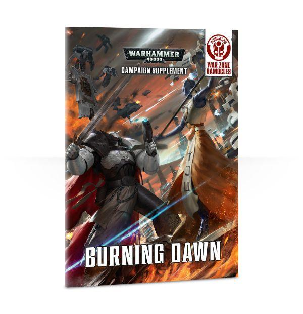 Infiltration Cadre Burning Dawn