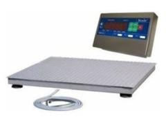 Весы  платформенные Скейл 2 СКП 1515 СКИ-А12Е (1500х1500) с АКБ до 2т без стойки