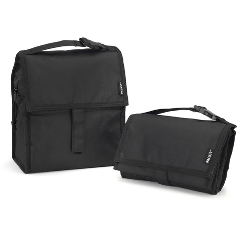 Сумка холодильник Lunch Bag Black