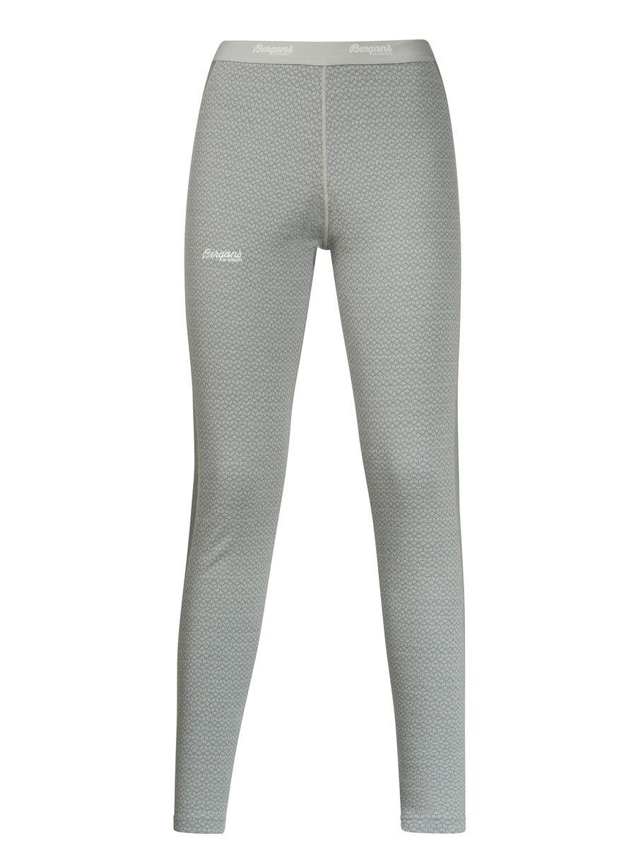 Bergans термобелье брюки 8965 Snoull Lady Tights Aluminium