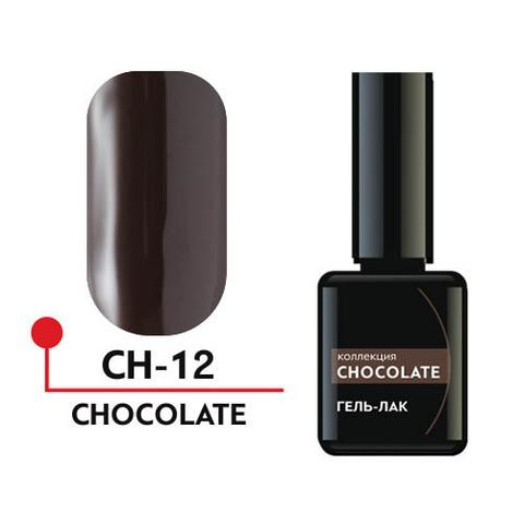 Формула Профи, Гель-лак УФ/LED - Chocolate №12, 5 мл. (фото 1)