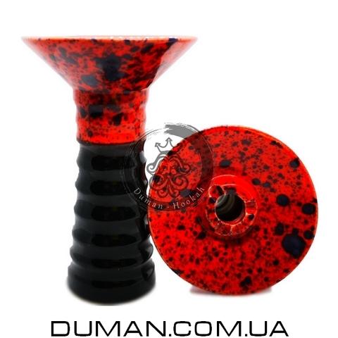 Чаша GrynBowls для кальяна  Small Alien Black-Red