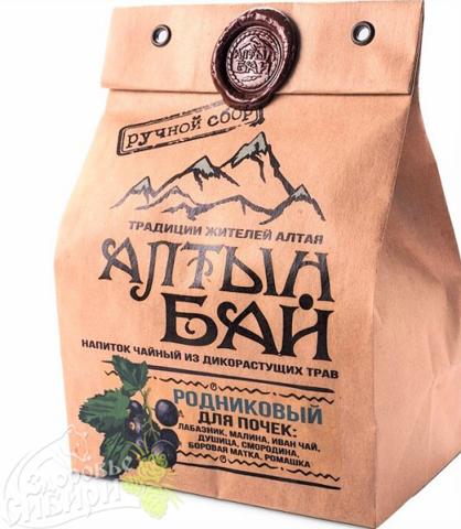 Иван-чай Родниковый для почек, АлтынБай 100 г