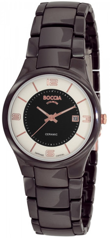 Купить Женские наручные часы Boccia Titanium 3196-06 по доступной цене