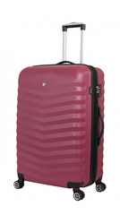 Чемодан WENGER FRIBOURG, цвет красный, 46x30x70 см, 97 л