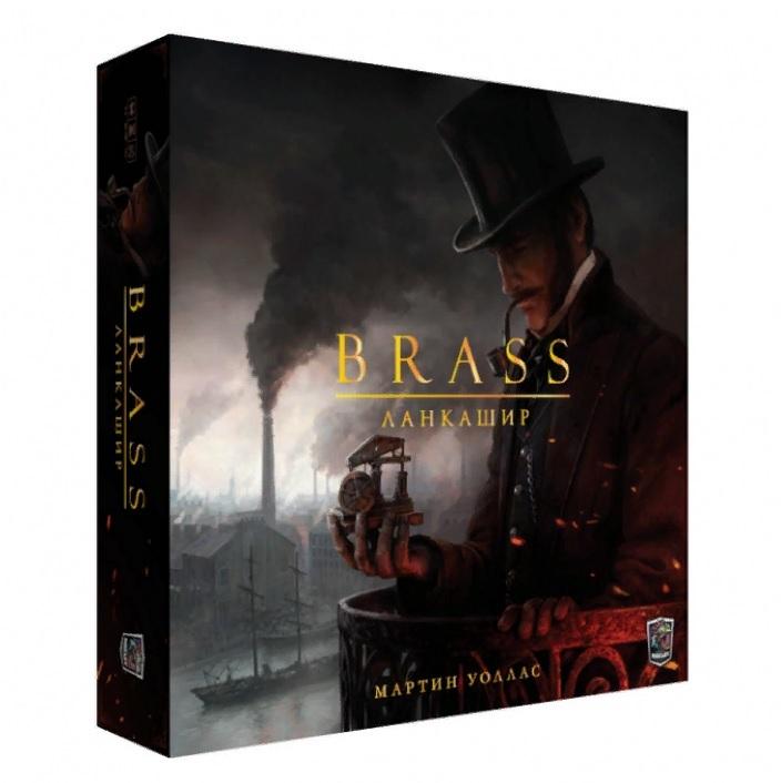 Настольная игра Brass. Ланкашир