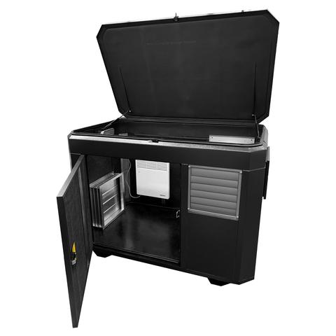 Всепогодный шумозащитный мини-контейнер для генератора, модель SB1600