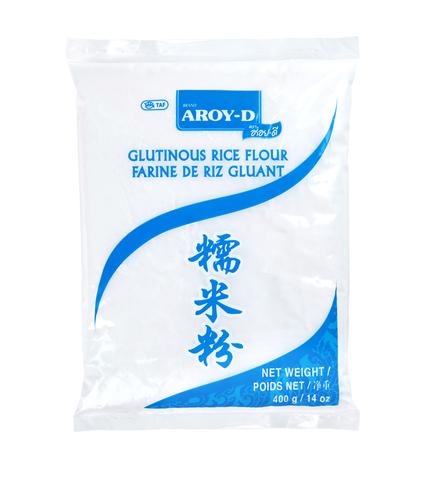 Рисовая мука клейкая Aroy-D, 400г