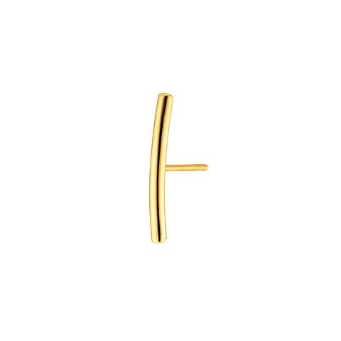Моносерьга SANTI (Золото)