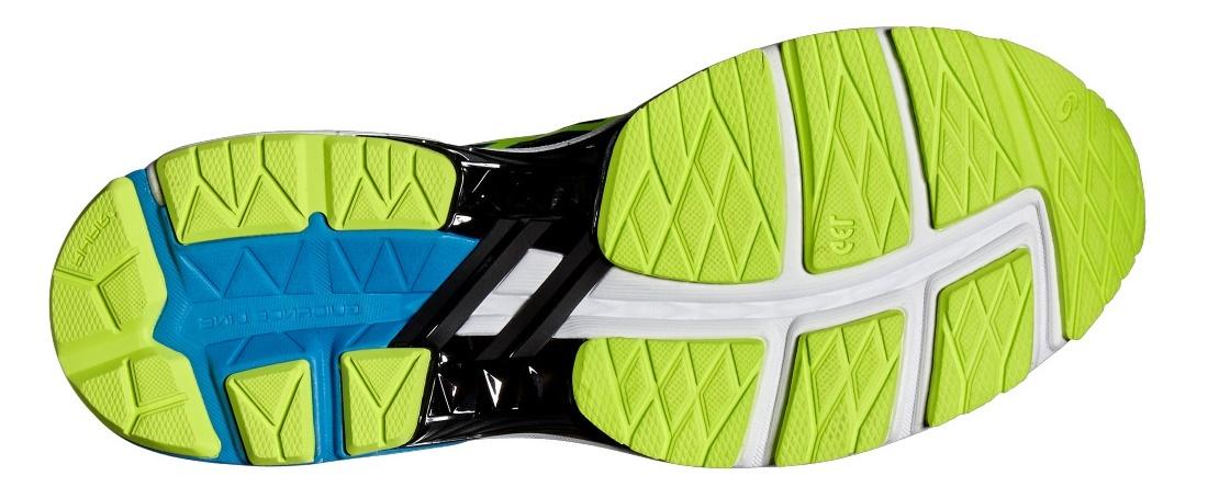 Мужская беговая обувь GT-1000 5 T6A3N 9007 - фото, размеры Асикс, технологии, цена