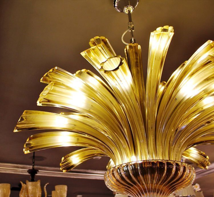 Murano Glass Chandelier Buy Online: Chandelier ARTE DI MURANO 11-43 By Arlecchino Arts (HK