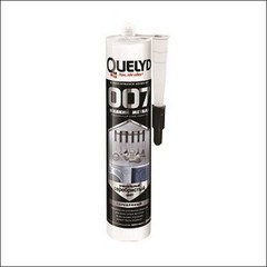 Клей-герметик жидкий металл QUELYD 007 (Серебристый)