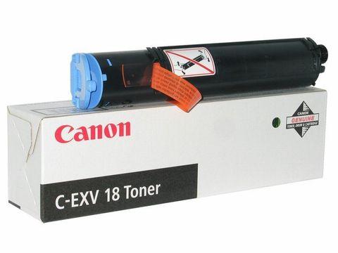 Тонер-картридж Canon C-EXV18 для Canon IR1018 / IR1020 / IR1022 / IR1024. Ресурс 8400 страниц (0386B002)
