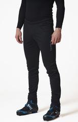Лыжные разминочные брюки NordSki Elite G-TX Black