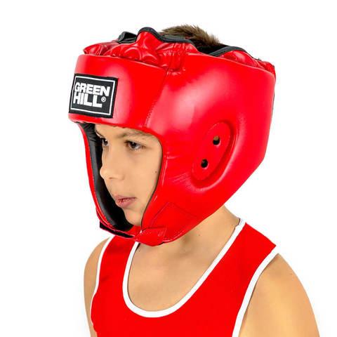 Шлем открытый Alfa HGA-4014 Green Hill