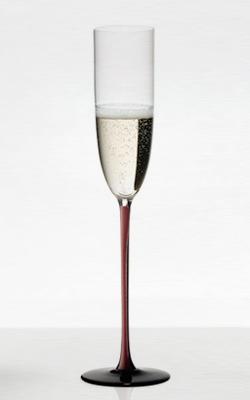 Бокал для шампанского 170мл Riedel Sommeliers R-Black Champagne