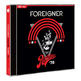 Foreigner / Live At The Rainbow '78 (CD+DVD)