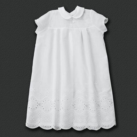 Крестильная рубашка для девочки Полюшка