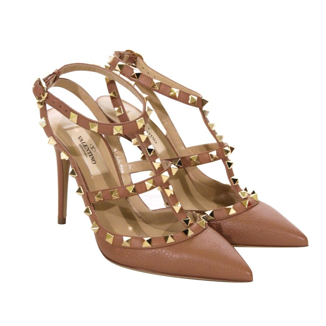Туфли VALENTINO - купить официальный оригинал с доставкой в Москве и ... 61c23a55b7b