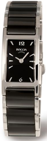 Купить Женские наручные часы Boccia Titanium 3201-02 по доступной цене