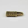 """Подвеска """"Замочек"""" (цвет - античная бронза) 13х8 мм"""