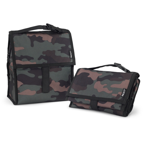 Сумка холодильник Lunch Bag Camo