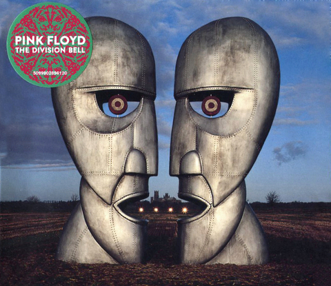 Pink Floyd / The Division Bell (CD)