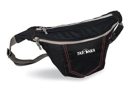 сумка поясная Tatonka Ilium S black