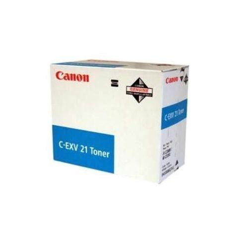 Тонер-картридж Canon C-EXV21 Cyan для Canon iRC2880/3380. Ресурс 14000 страниц. (0453B002)
