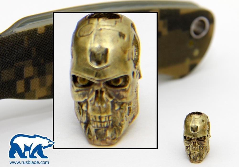 "Custom Sword Knot ""Terminator Small"" Limited Edition"