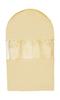 Чехол  для шуб   LUX  короткий, Minimalistic, Minimalistic sand