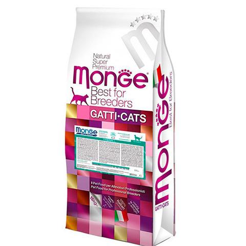 Monge Cat Hairball 10 кг