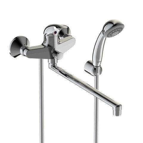 Однорукоятковый настенный смеситель для ванны/душа, ORION BA005AA
