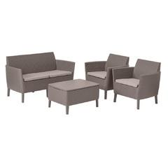 Комплект уличной мебели Keter Salemo Set