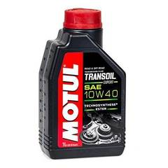 Трансмиссионное масло для КПП полусинтетика Motul Transoil Expert 10W-40 1L
