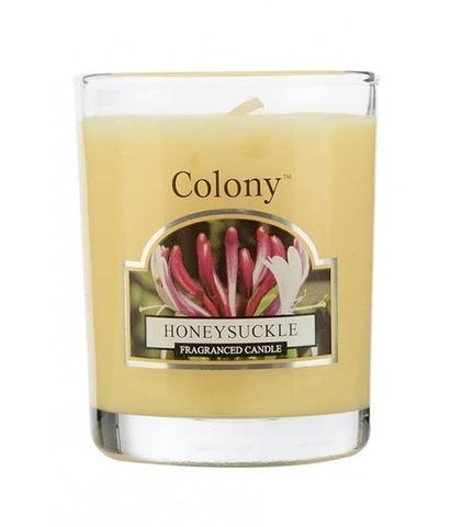 Свеча ароматическая лампадная Цветущая жимолость, Wax Lyrical