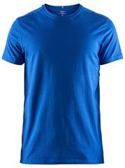Футболка беговая Craft Deft 2.0 Blue мужская