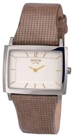 Купить Женские наручные часы Boccia Titanium 3203-02 по доступной цене