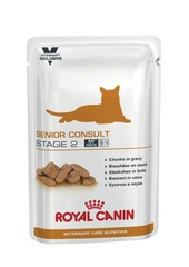 Royal Canin Vet Senior Consult Stage 2 WET (pouch)