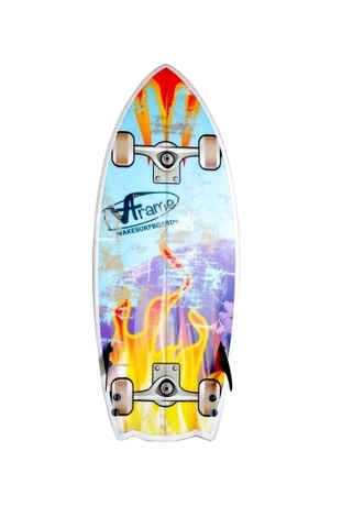 Вейксерфборд A-Frame Skatesurf 4'5