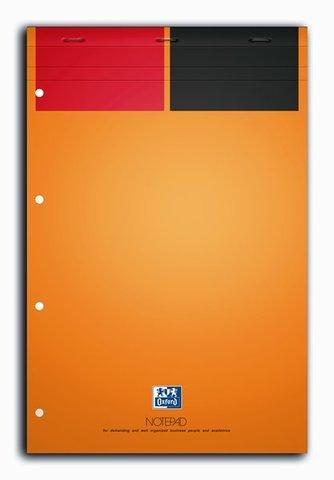 Бизнес-тетрадь International NotePad A4+ (21*31.5см) линейка 80л мягкая обложка