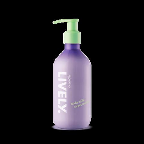 Увлажняющий лосьон для тела с лавандой, 300 мл / Aromatica Lively Body Milk Lavender